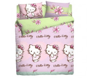 "Постельное белье ""Hello Kitty"" ранфорс"