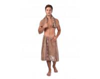 Комплект для сауны мужской