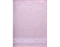 """Полотенце кухонное """"Самая лучшая мама"""", розовое"""
