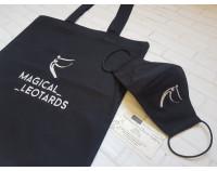 "Сумка-шоппер с логотипом ""Magical leotards"""