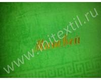 Полотенце с именем оливка