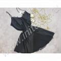 Шелковый именной халат с вышивкой  имени короны 11 и вензеля